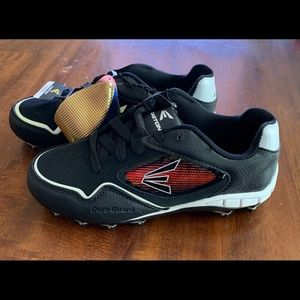Buy 4 items-get 20% off- Easton cleats -size 3 new
